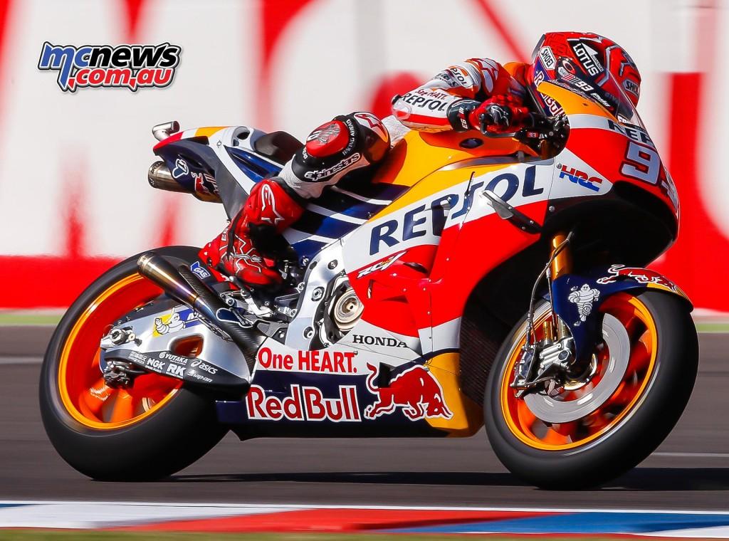 MotoGP 2016 - Argentina - Marc Marquez