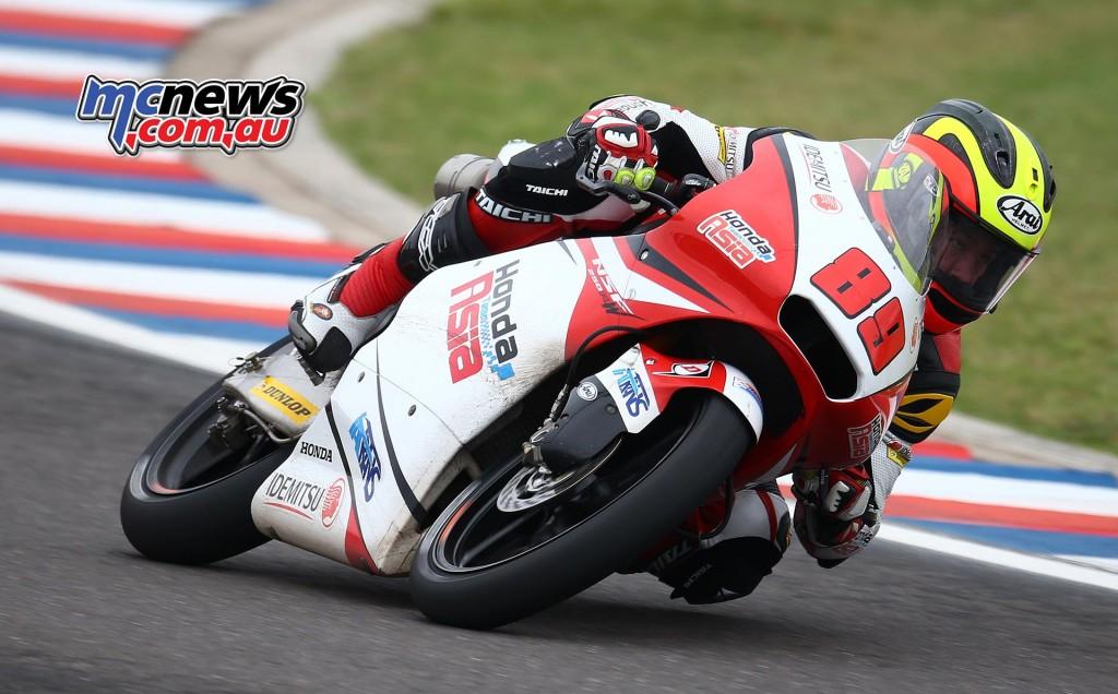 Khairul Idham Pawi - MotoGP 2016 - Argentina - Image by AJRN