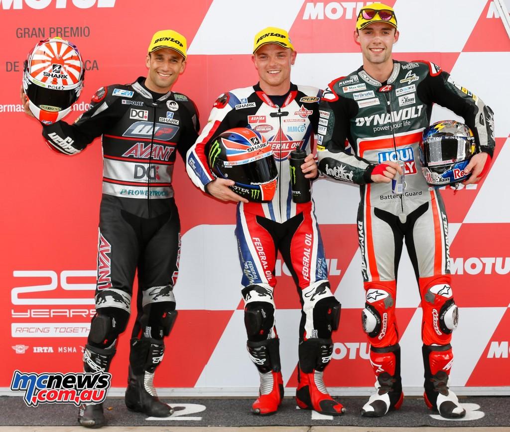 Moto2 Qualifying - Argentina 2016