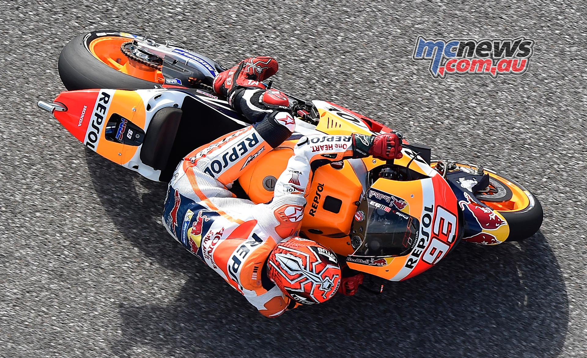 Marquez tops day one of COTA MotoGP | MCNews.com.au