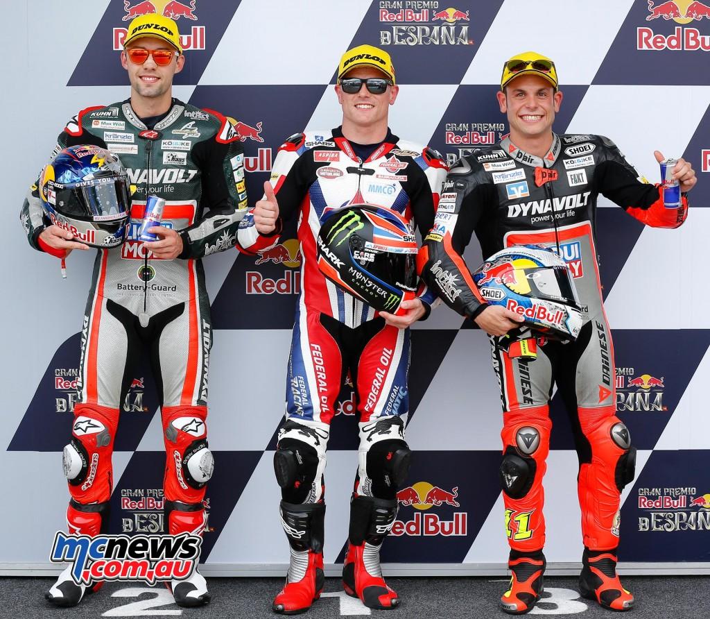 Moto2 Qualifying Jerez 2016