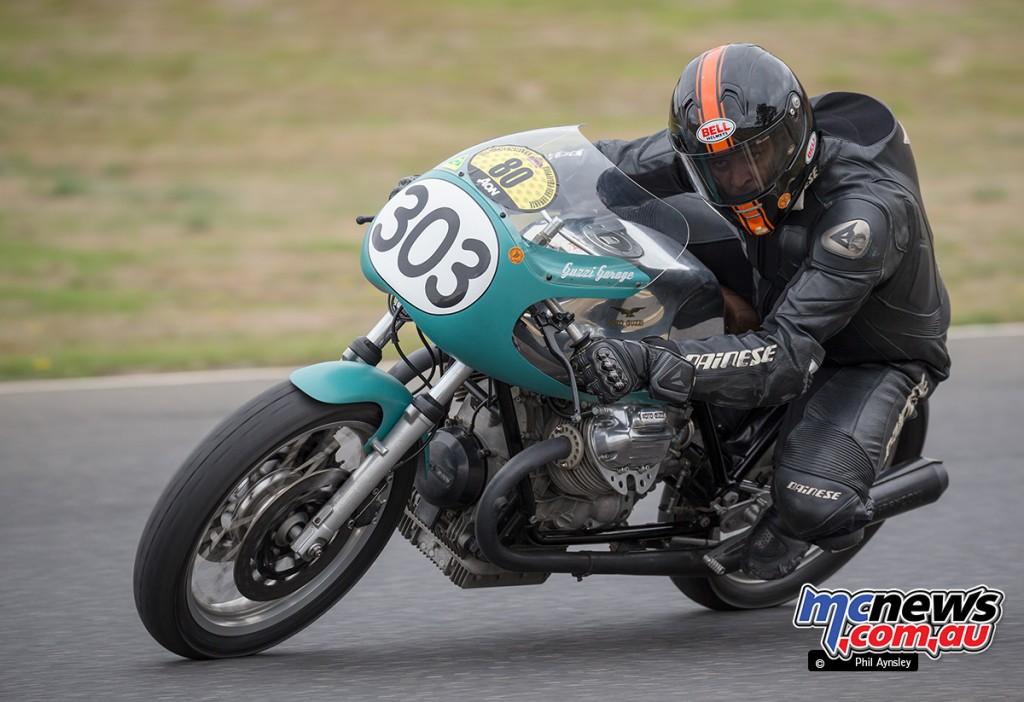 Moto Guzzi V7 750 - Andre Deubel