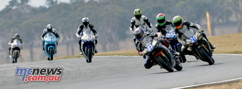 YZF-R3 Cup