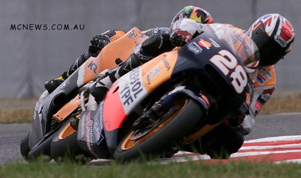MotoGP 500cc World Championship 2001 - Round One - Suzuka - Alex Criville