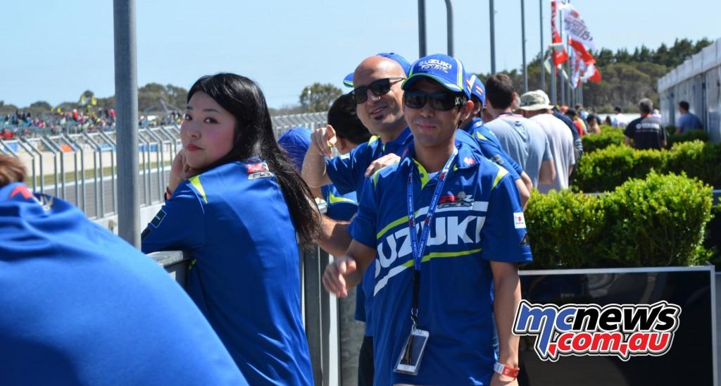Suzuki MotoGP VIP Tickets
