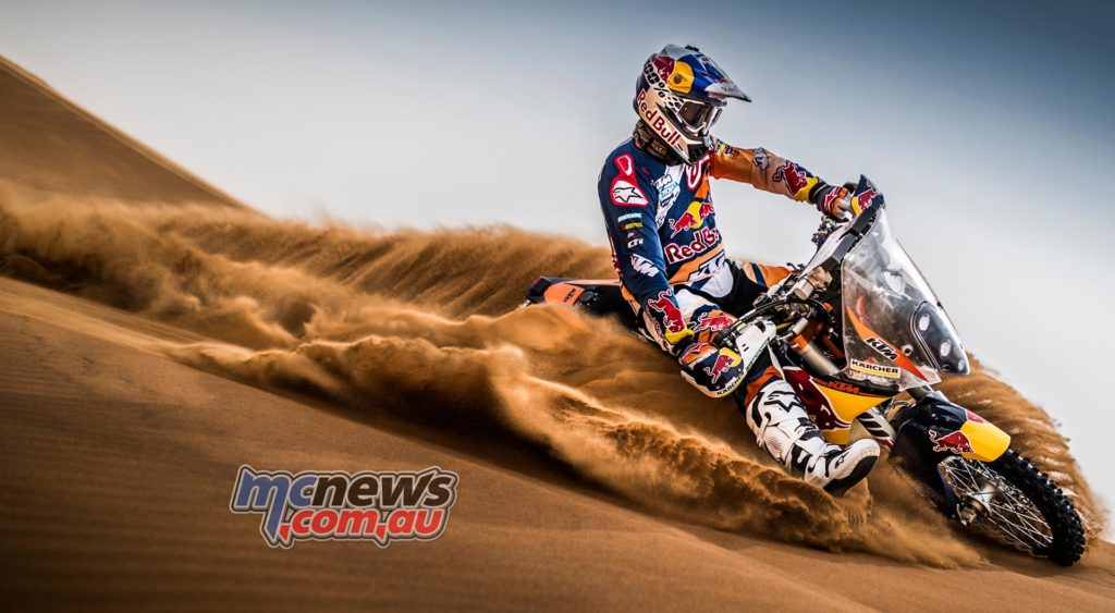 Toby Price - Abu Dhabi Rally 2016