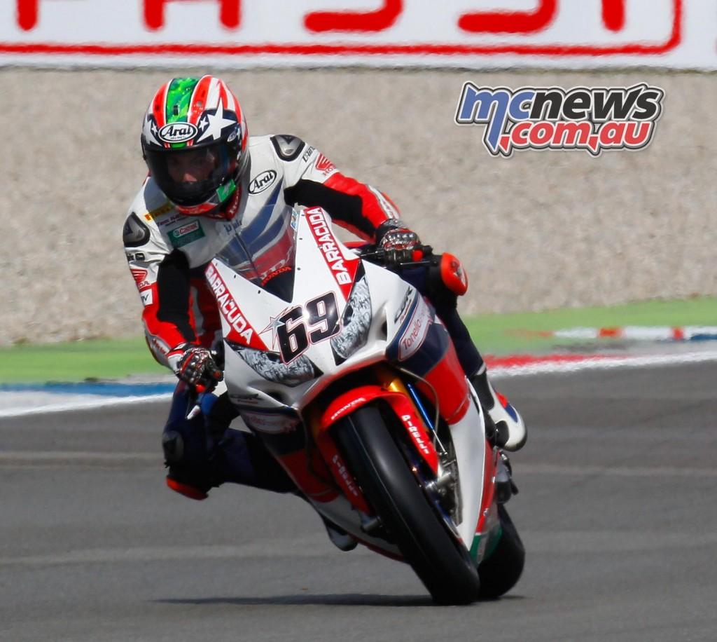 WorldSBK 2016 - Assen - Race Two - Nicky Hayden