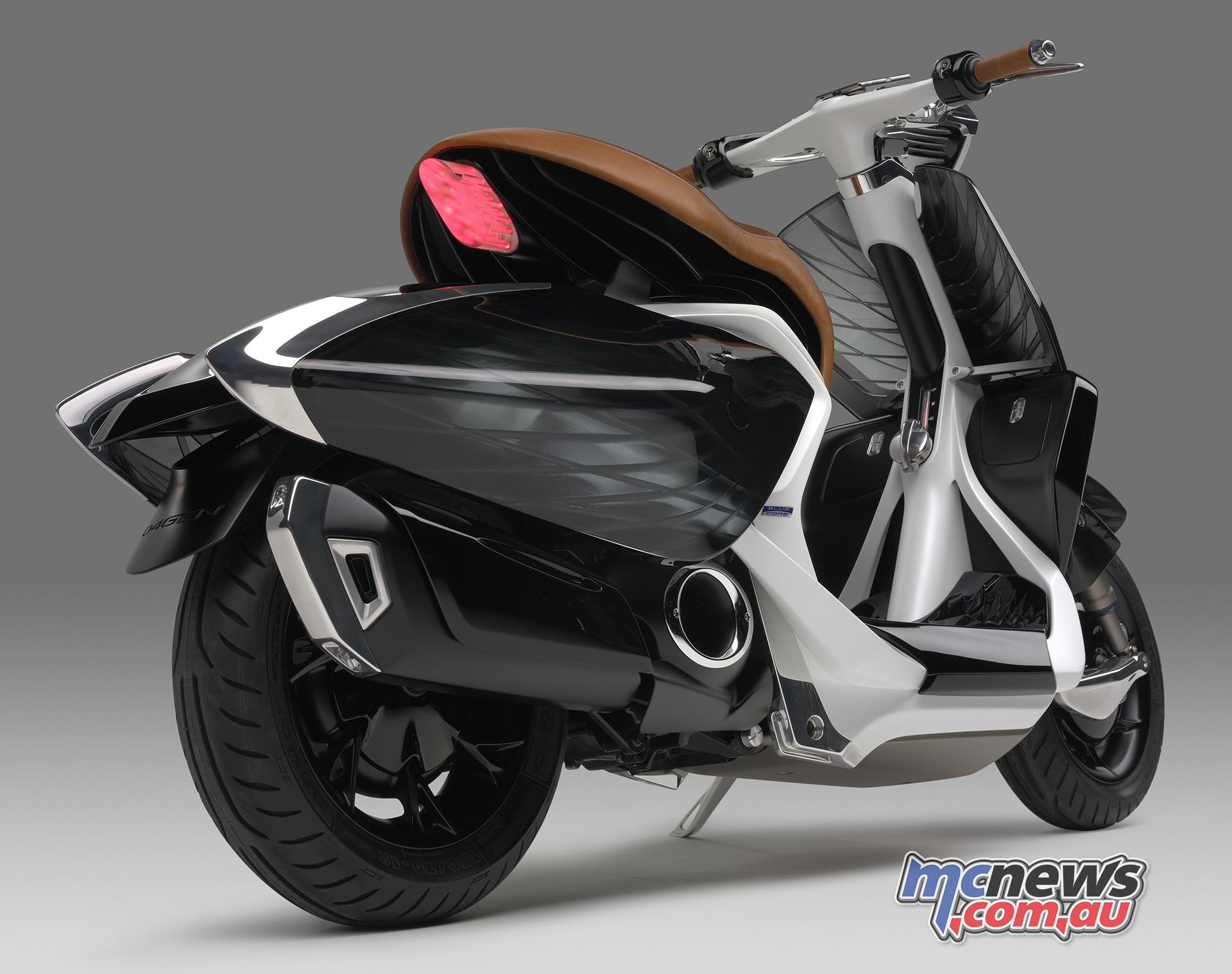 Yamaha 04GEN | Scooter to the future? | MCNews com au