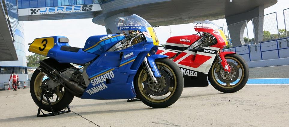 Yamaha Classic Racing Team