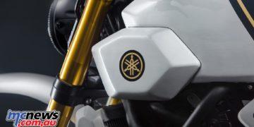 Yamaha XSR700 by Bunker Custom Motorcycles