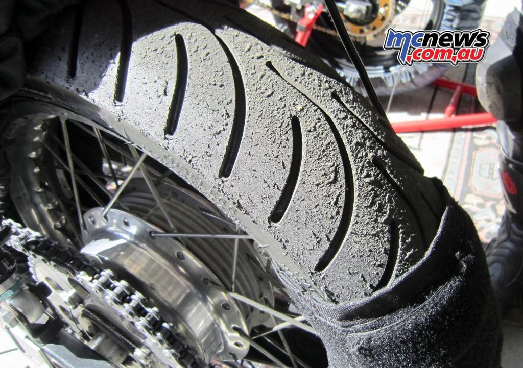 T-Rex Period 4 Rear Tyre