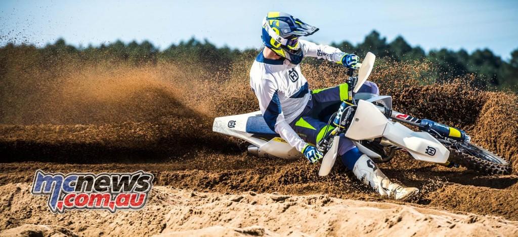2017 Husqvarna Motocross