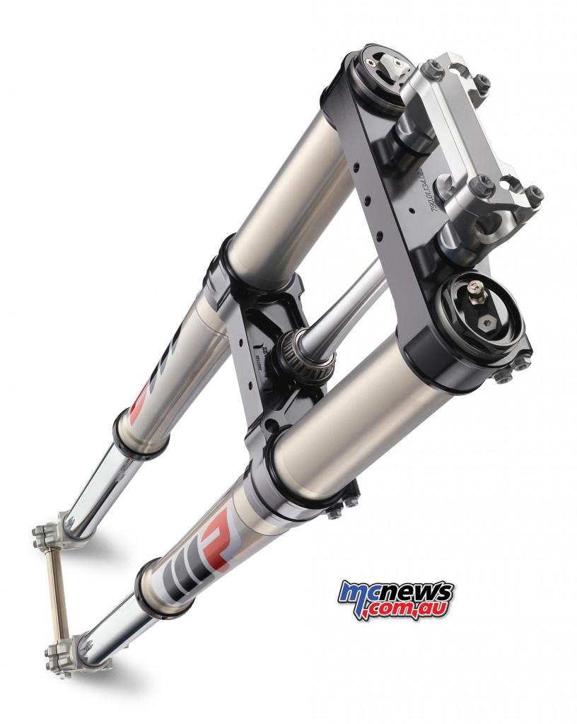 2017 Husqvarna WP 48mm air fork