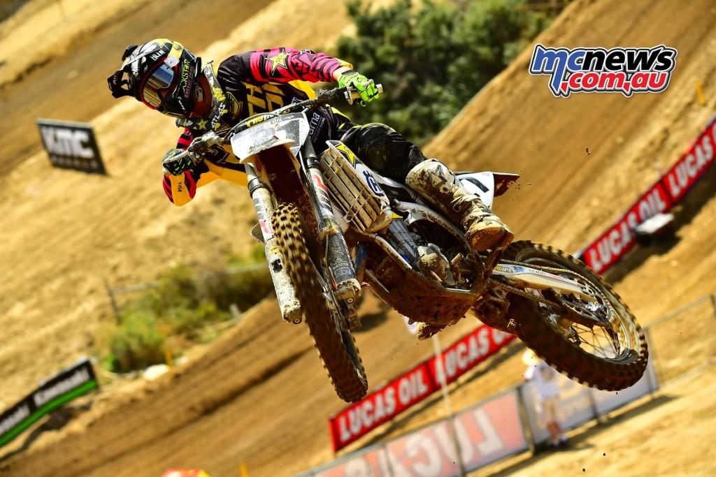 Lucas Oil AMA Pro Motocross Championships 2016 - Round Two - Glen Helen - Jason Anderson