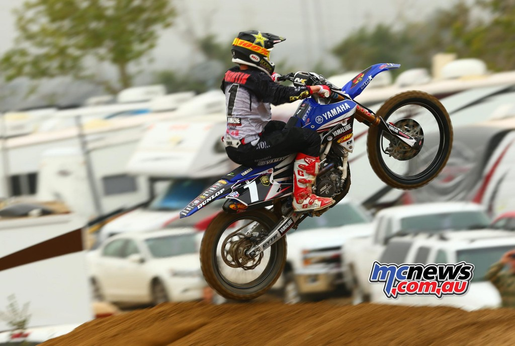 Lucas Oil AMA Pro Motocross Championships 2016 - Round Two - Glen Helen - Jeremy Martin
