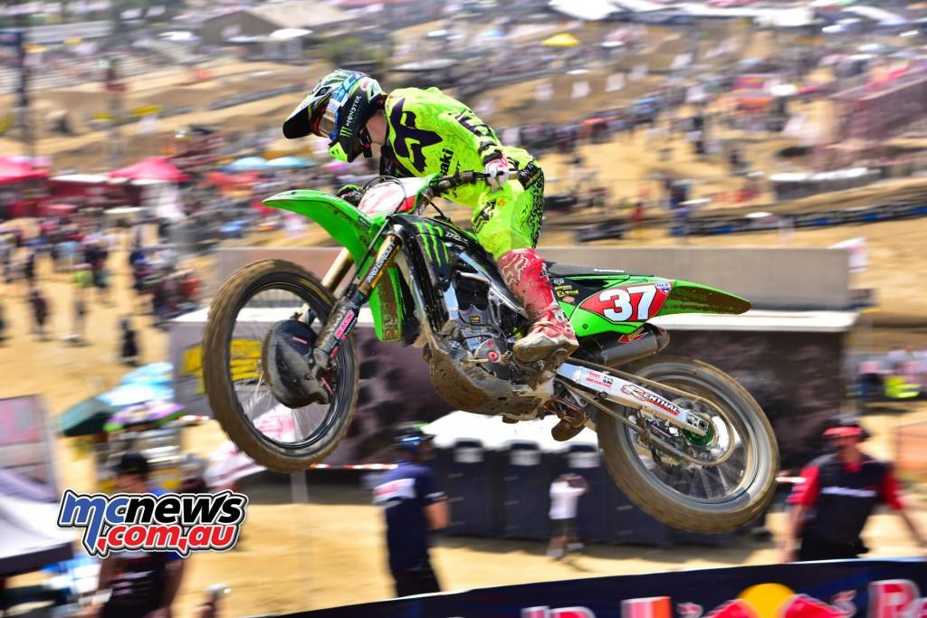 Lucas Oil AMA Pro Motocross Championships 2016 - Round Two - Glen Helen - Joey Savatgy