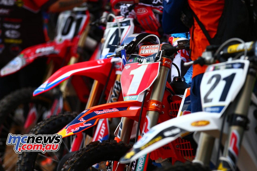 AMA Supercross 2016 - Round 17 - Las Vegas