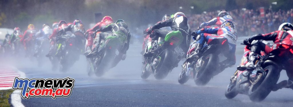 BSB 2016 - Round Two- Oulton Park - Superbike