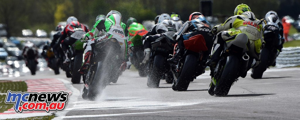 BSB 2016 - Round Two- Oulton Park - Supersport