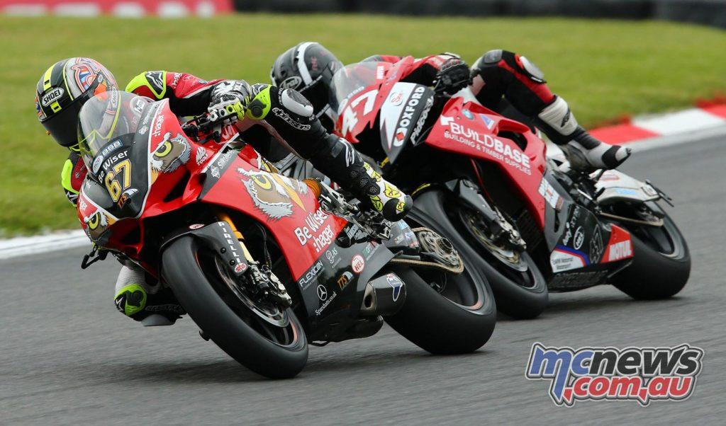 BSB 2016 - Brands Hatch Indy - Shane Byrne and Richard Cooper