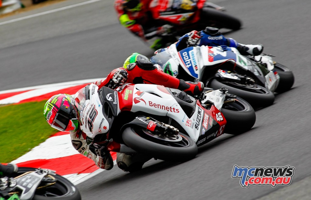 BSB 2016 - Brands Hatch Indy - Tommy Bridewell, Michael Laverty
