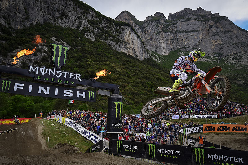 Cairoli went 1-2 in Italy to claim the overall