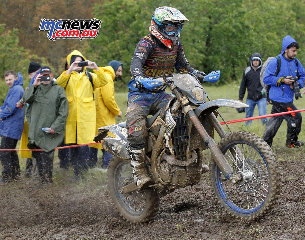 FIM EnduroGP World Championship 2016 - Round Three - GP of Greece - Eero Remes