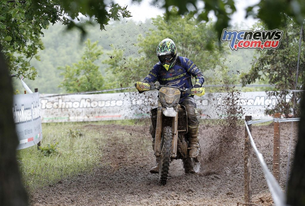 FIM EnduroGP World Championship 2016 - Round Three - GP of Greece - Matt Phillips