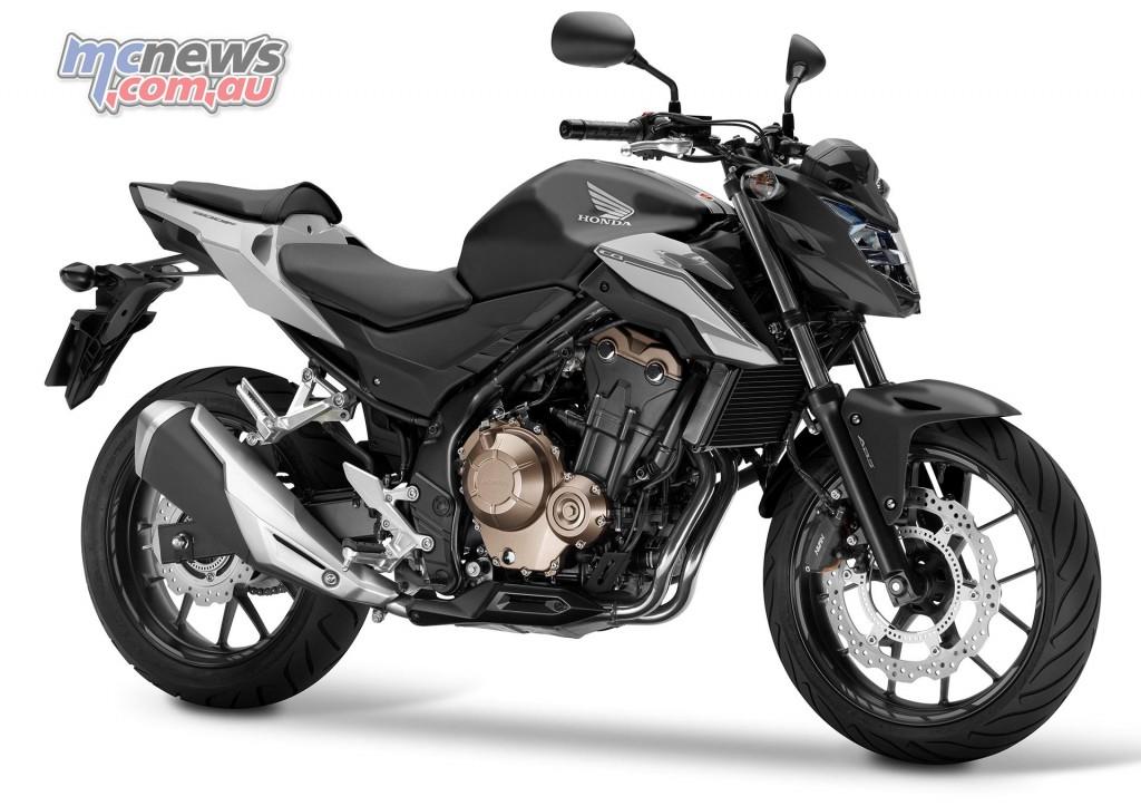 Honda CB500F - 2016q