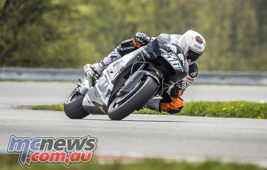 KTM MotoGP Brno 2016 - Mika Kallio