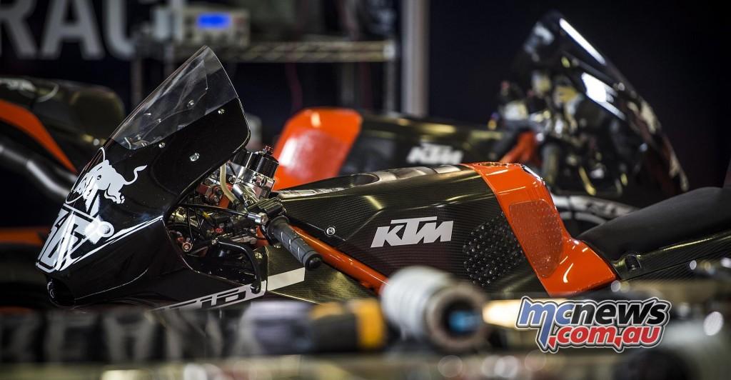 KTM MotoGP Brno 2016