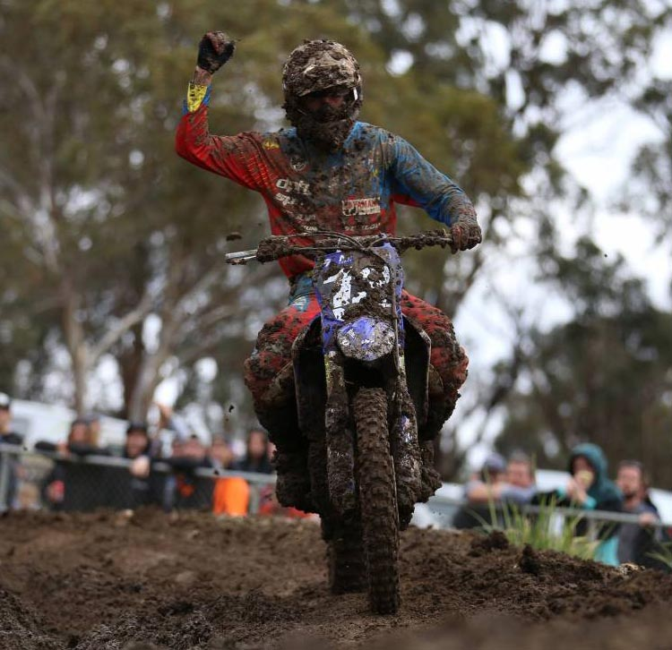MX Nationals 2016 - Round Three - Broadford - Jed Beaton