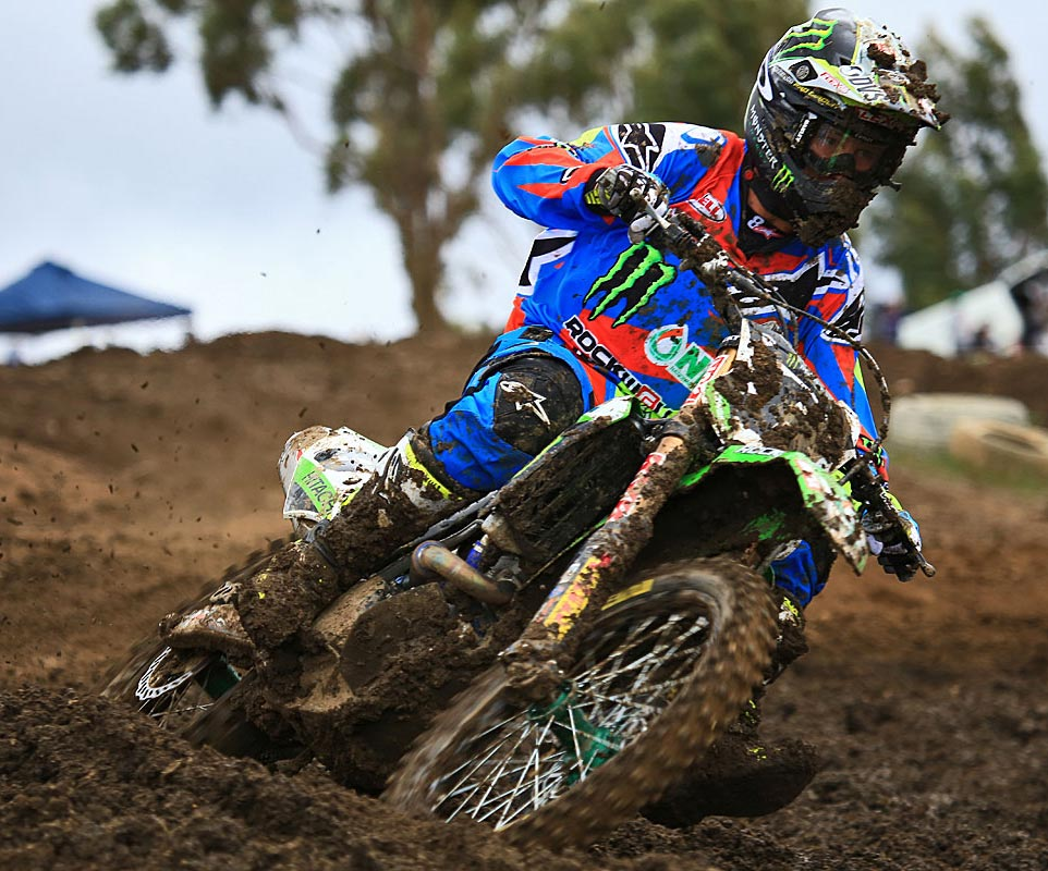 MX Nationals 2016 - Round Three - Broadford - Kade Mosig