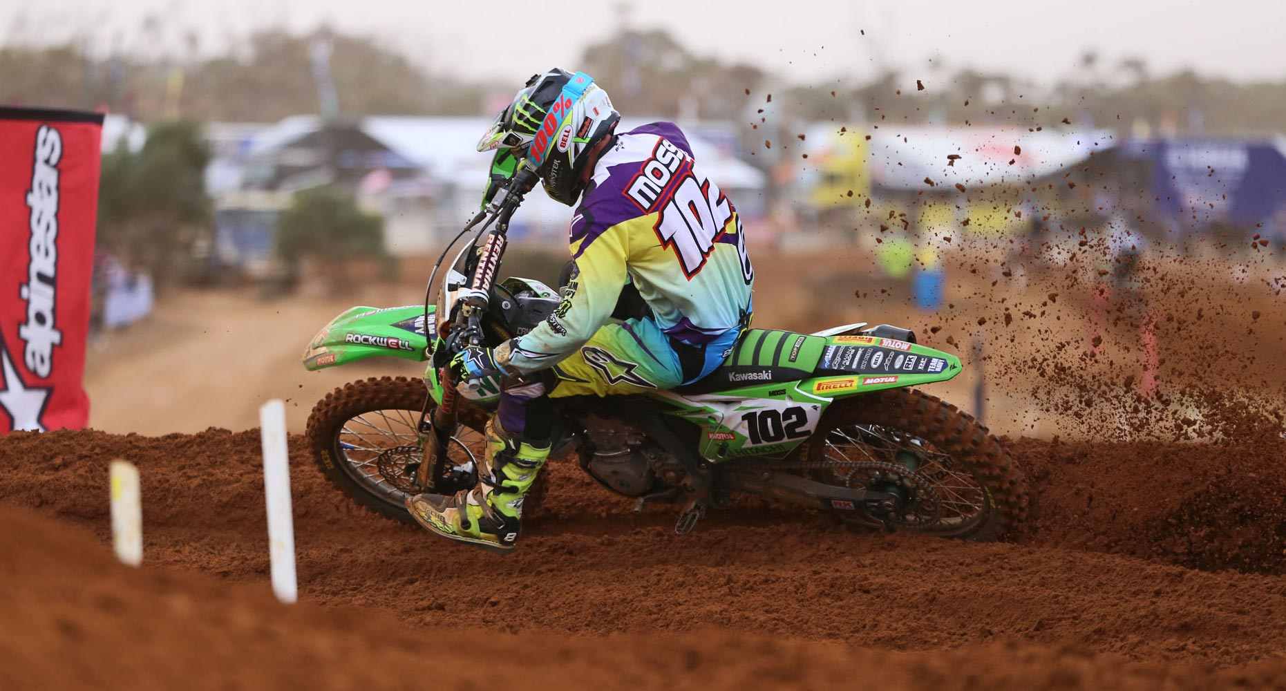 Matt Moss - Murray Bridge MX Nationals 2016