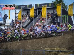 MXGP 2016 - Germany - MX2 Start