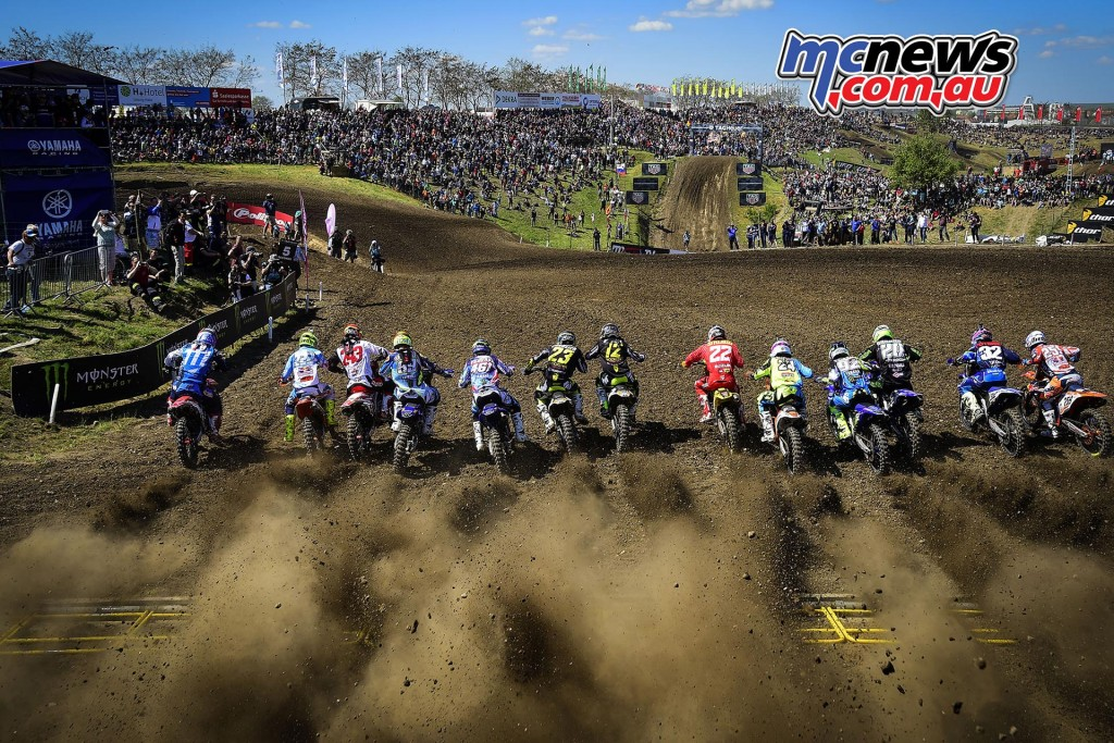 MXGP 2016 - Germany - MXGP Start