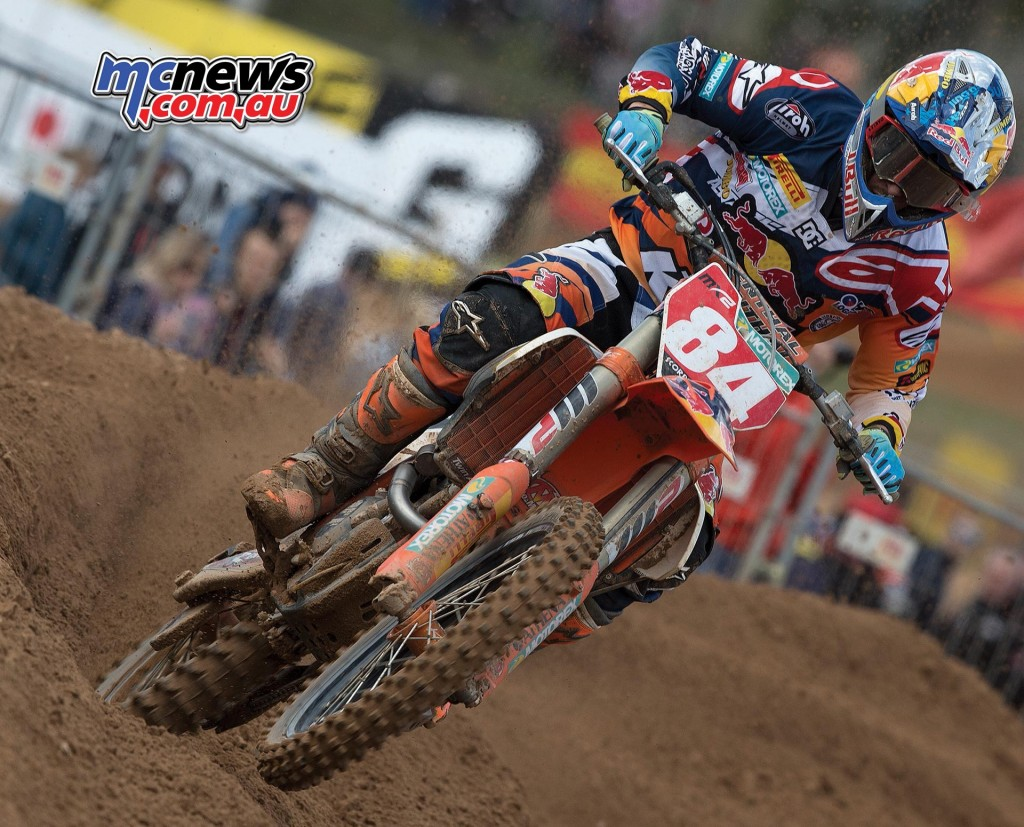 MXGP 2016 - Kegums - Jeffrey Herlings