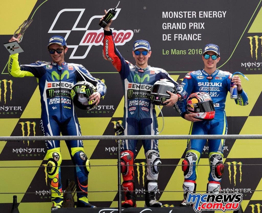 MotoGP 2016 - Round Five - Le Mans - MotoGP