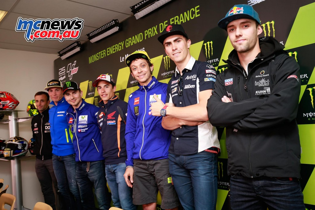MotoGP 2016 - Round Five - Le Mans Press Conference