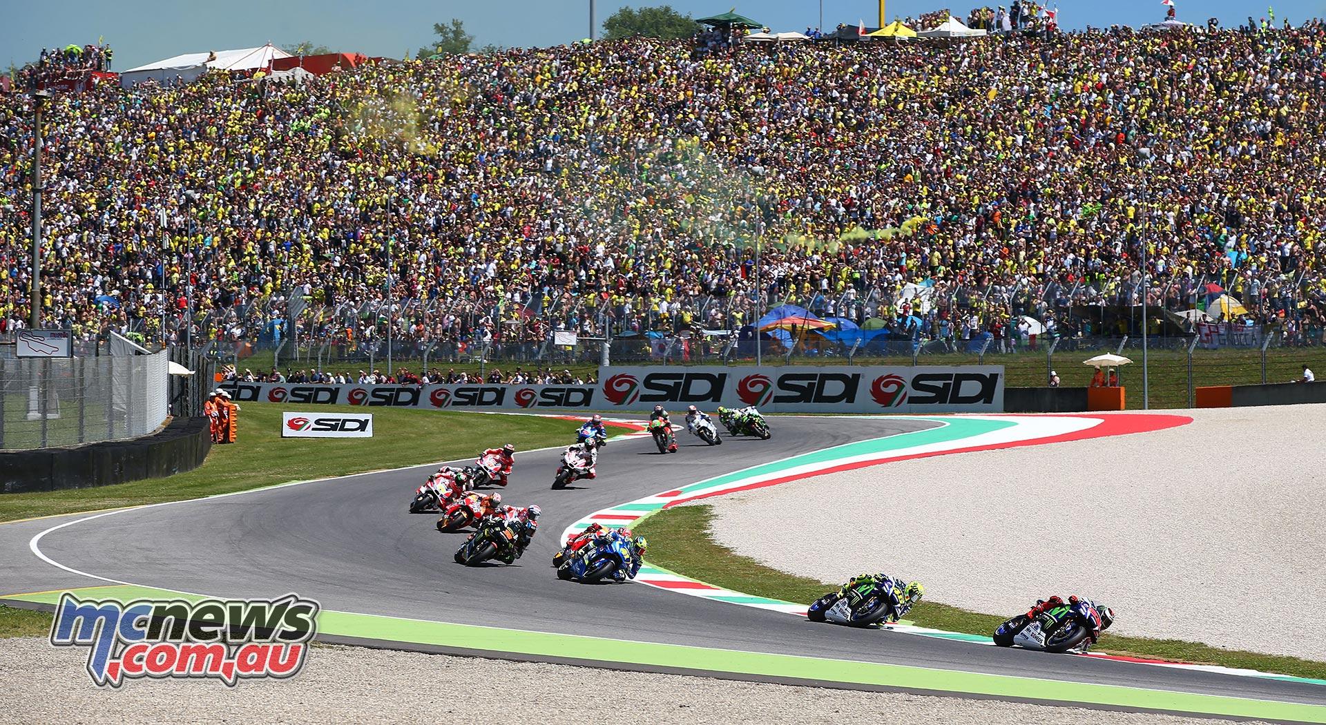 MotoGP Mugello 2016 - Image by AJRN