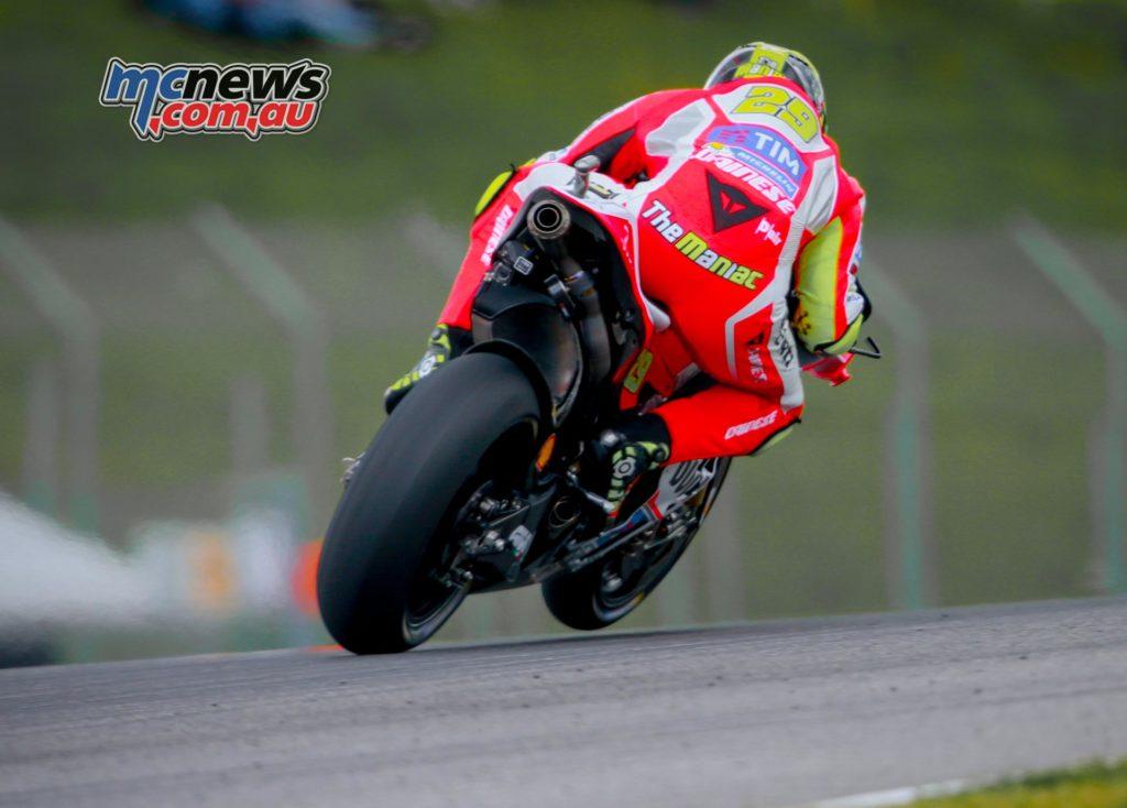 MotoGP 2016 - Round Six - Mugello - Andrea Iannone