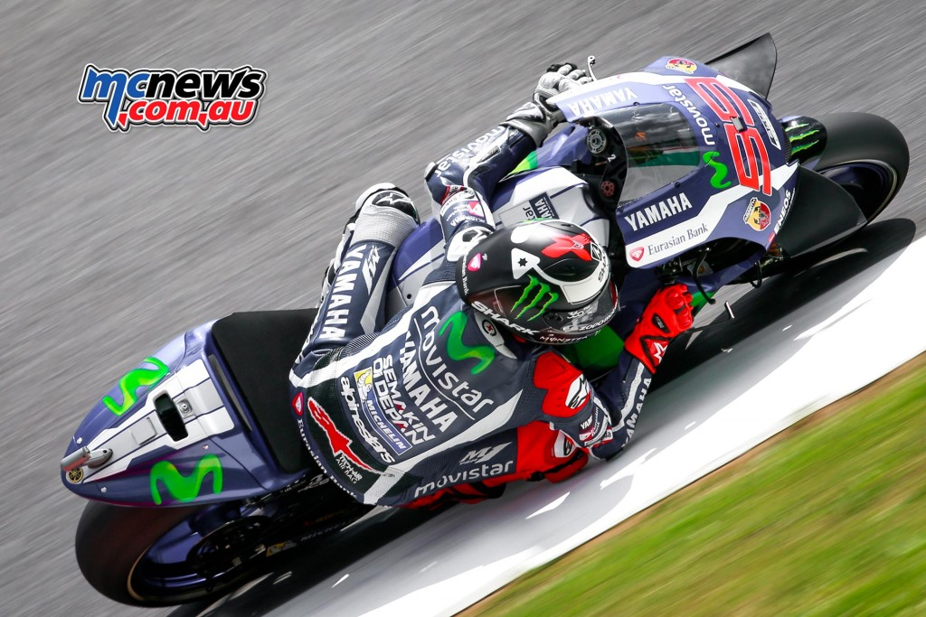 MotoGP 2016 - Round Six - Mugello - Jorge Lorenzo