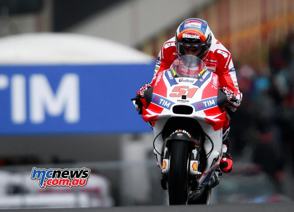 MotoGP 2016 - Round Six - Mugello - Michele Pirro