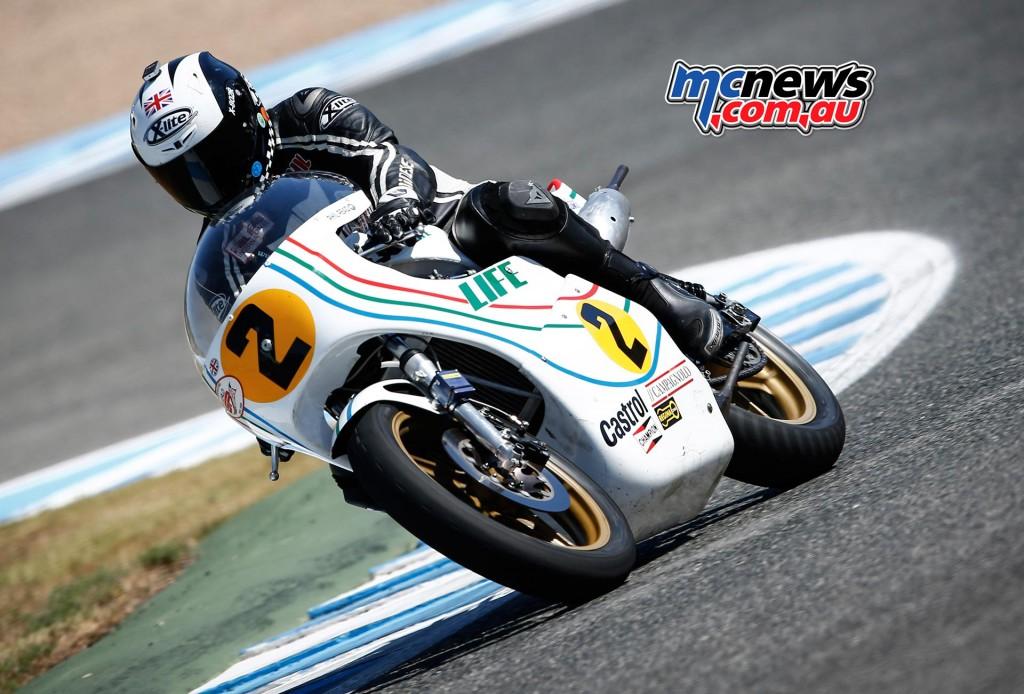 World GP Bike Legends - Phil Read