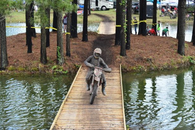 Russell now leads Strang by six points in the GNCC