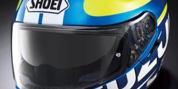 Shoei GT-Air Suzuki MotoGP Helmet
