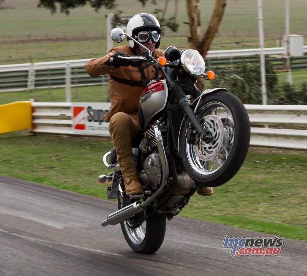 Triumph T120 Bonneville - Trevor Hedge