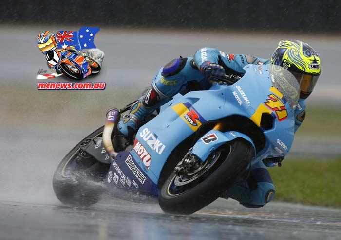 MotoGP 2007 - Le Mans - Chris Vermeulen - Image by AJRN