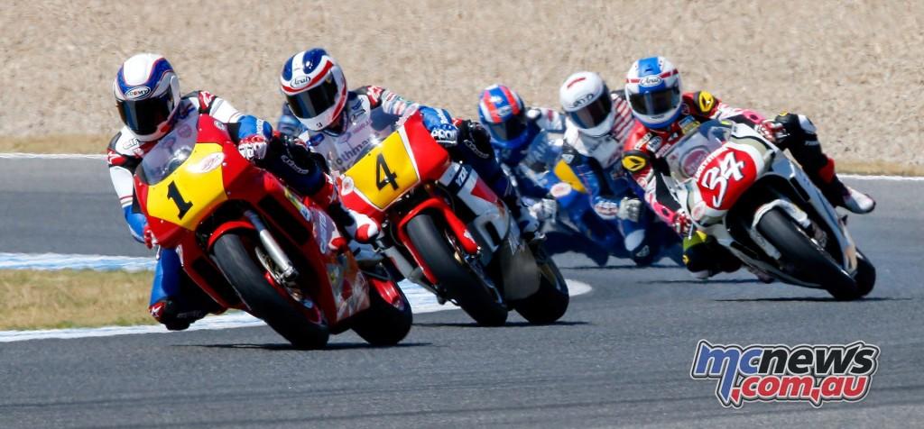 World GP Bike Legends