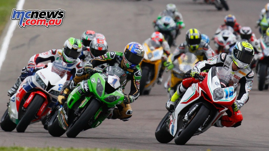 World Supersport 2016